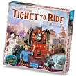 Ticket to Ride uitbr. Asia 1