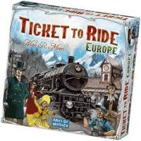 ticket to ride europe bordspel ticketspel