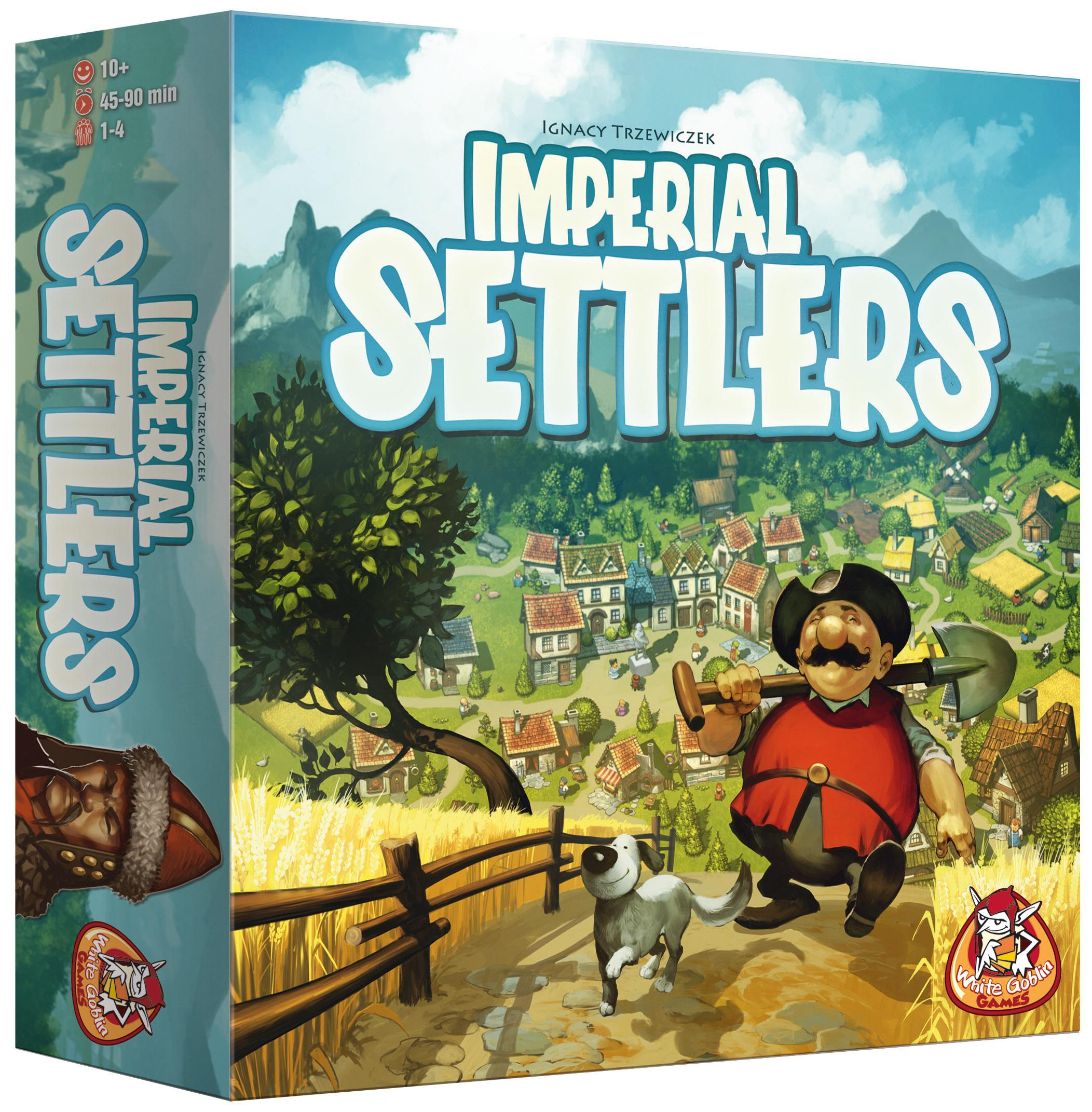 Hedendaags Imperial Settlers - Goedkopegezelschapsspellen.nl bordspellen AC-13