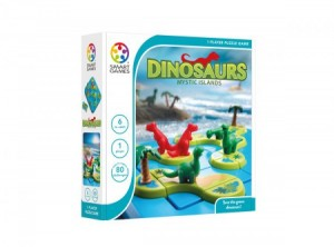 Smart Games: Dinosaurs Mysterious Islands