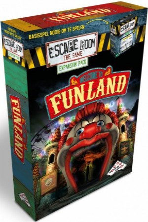 Escape Room - The Game uitbr. Welcome to Funland