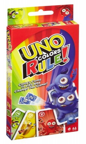 Uno Colors Rule!
