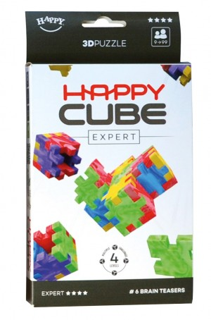 Happy Cube Expert - 6-pack