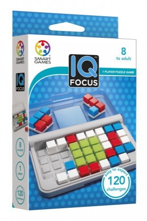 Smart Games: IQ Focus