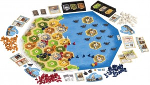 Catan Legende Zeerovers spel