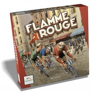 Flamme Rouge - Wielren bordspel