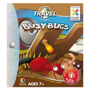 Smart Games: Busy Bugs - Magnetic Travel