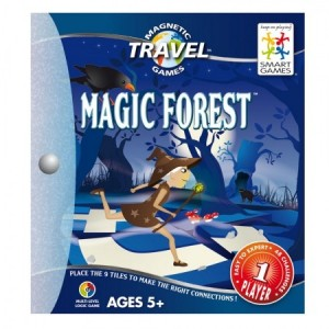 Smart Games: Magic Forest - Magnetic Travel
