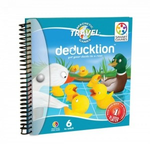 Smart Games: Deducktion - Magnetic Travel
