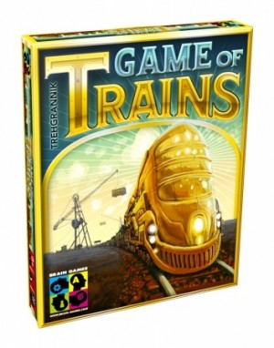 Story Factory: Game of Trains - Kaartspel