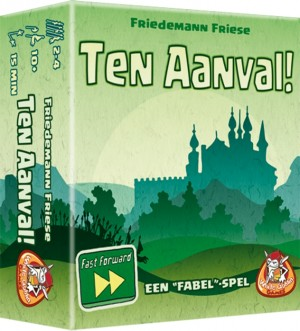 White Goblin Games: Fast Forward - Ten aanval