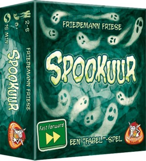 White Goblin Games: Fast Forward - Spookuur