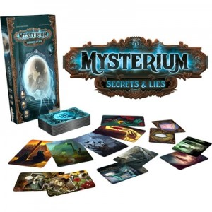 Mysterium Secrets Lies