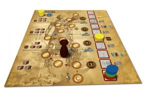 Rhodes Colossus spel Game Master