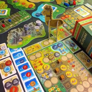 ALTIPLANO BORDSPEL WHITE GOBLIN GAMES