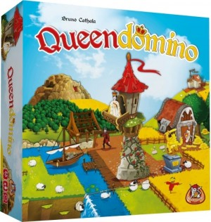 White Goblin Games: Queendomino