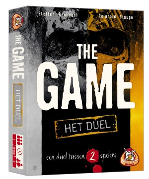 White Goblin Games: The Game Het Duel - kaartspel