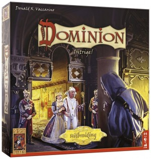 Dominion uitbr. Intrige