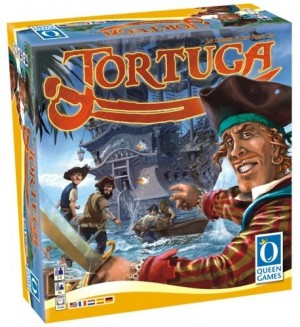 Queen Games: Tortuga - Dobbelspel