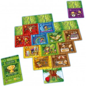 999 games best treehouse ever bordspel