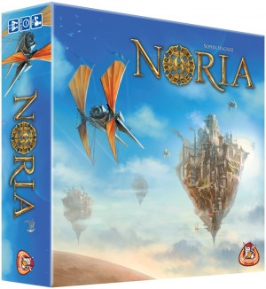 White Goblin Games: Noria - bordspel