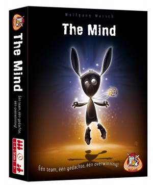 White Goblin Games: The Mind - kaartspel