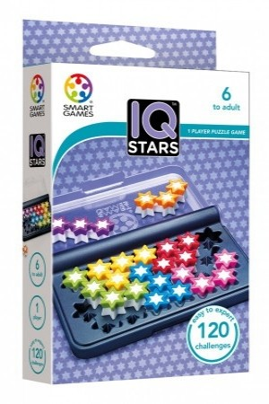 Smart Games: IQ Stars - denkspel