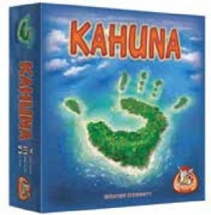 White Goblin Games: Kahuna - bordspel