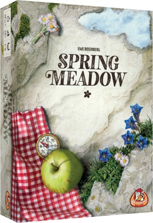 White Goblin Games: Spring Meadow - bordspel
