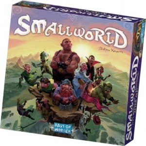 Days of Wonder: Small World Engelstalig - bordspel