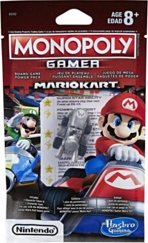 Hasbro: Monopoly Gamer Mariokart Power Pack - Rosalina