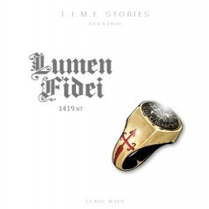 Space Cowboys: Time Stories uitbr. Lumen Fidei (Engelstalig)
