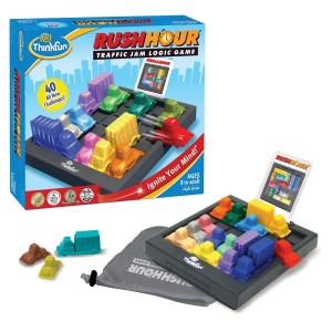 ThinkFun: Rush Hour - denkspel