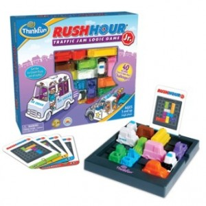 ThinkFun: Rush Hour Junior - denkspel