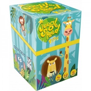 Asmodee: Jungle Speed Kids - reactiespel