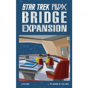 Looneylabs: Star Trek Fluxx Bridge Expansion - Engelstalig kaartspel