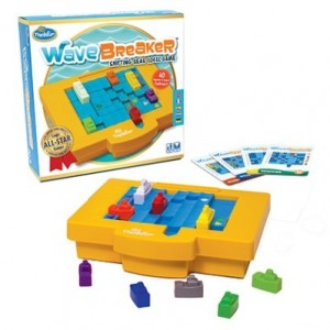 Thinkfun: Wavebreaker - denkspel