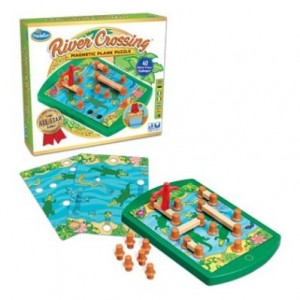 Thinkfun: River Crossing - denkspel