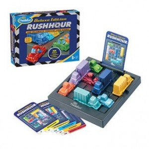 Thinkfun: Rush Hour Deluxe - denkspel