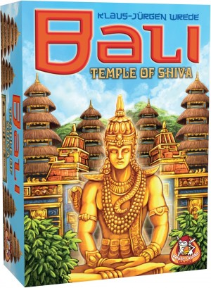 White Goblin Games: Bali uitbr. Temple of Shiva - bordspel