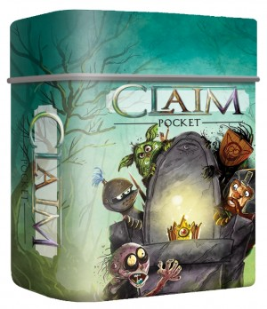 White Goblin Games: Claim Pocket - reisspel