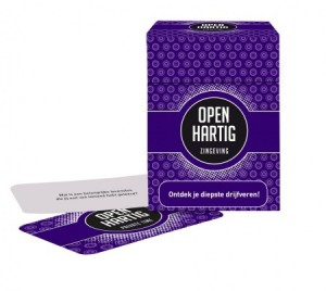 Open Up: Openhartig Zingeving - kaartspel
