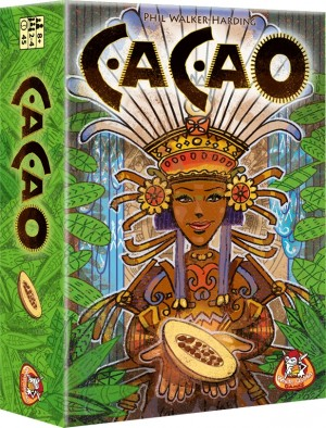 White Goblin Games: Cacao - bordspel