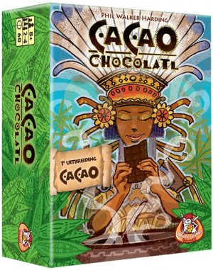 White Goblin Games: Cacao uitbr. Chocolatl - bordspel