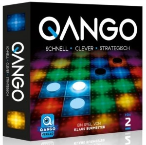 Hot Games: Qango - bordspel