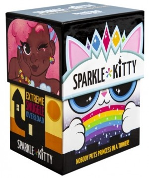 Breaking Games: Sparkle Kitty - Engelstalig kaartspel