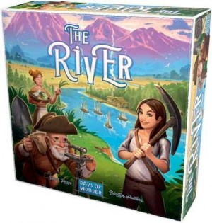 Days of Wonder: The River - bordspel