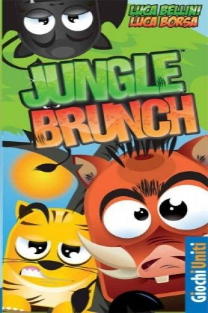 Quantuum Magic: Jungle Brunch - kaartspel OP = OP
