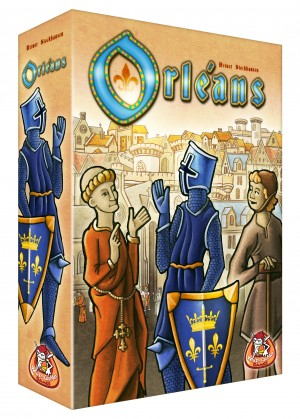 White Goblin Games: Orléans - bordspel