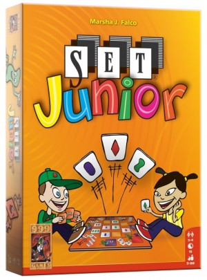 999 Games: Set Junior - kinderspel